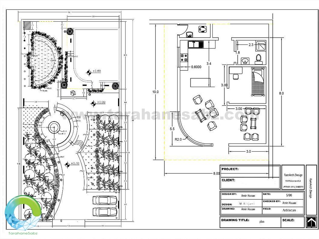 طراحی معماری-1