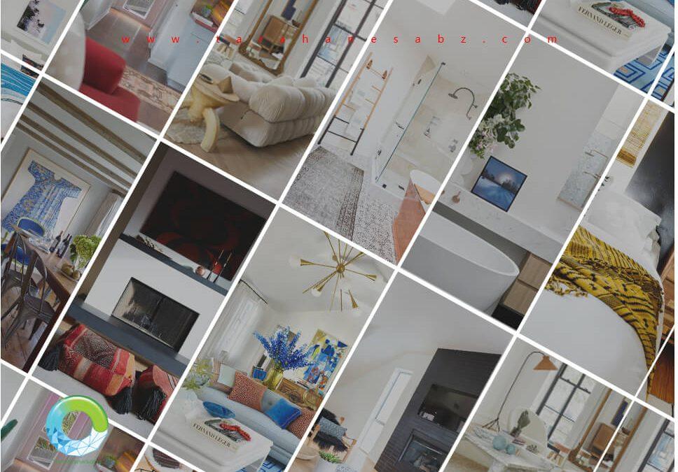30 ایده برای تغییر فوری دکوراسیون منزل